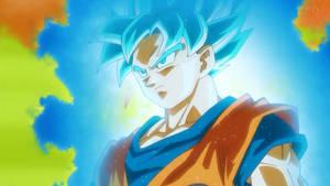 Goku (SSGSS)'s serious face 02