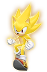 Super Sonic (Sonic Forces: Speed Battle)