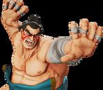 E. Honda (Street Fighter V)