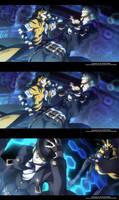 Hazama Arcade Ending CG Act 3 (CF)