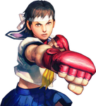 Sakura Kasugano (SFIV series)