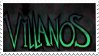 Villanos Stamp by vampire-cacti
