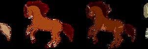 Horse Adoptables