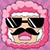 Pink Sheep Prankster Gangster