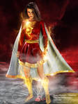 Mary Marvel - 'Shazam'