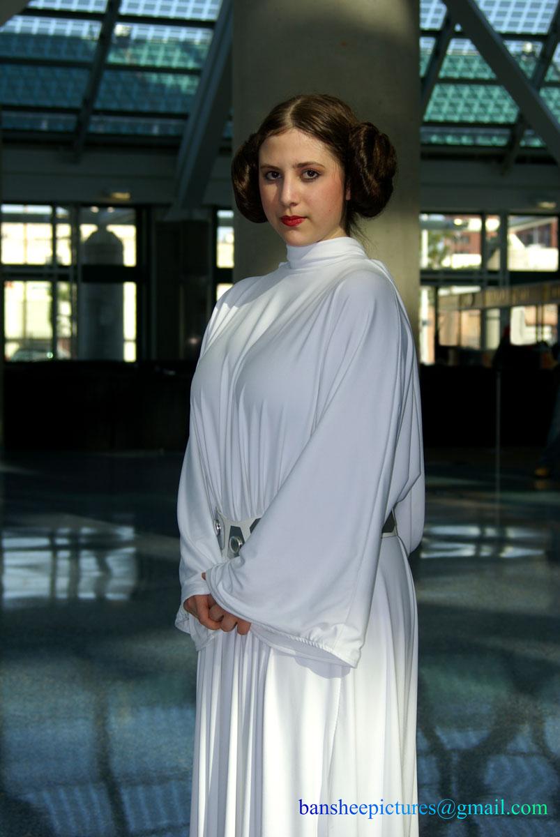Princess Leia by JimCorrigan