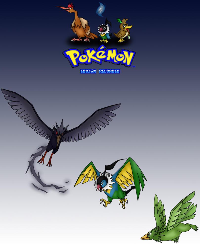 Pokemon reloaded flydoom falcon y skyleaf 39 d by jhony rex for Gimnasio 8 pokemon reloaded