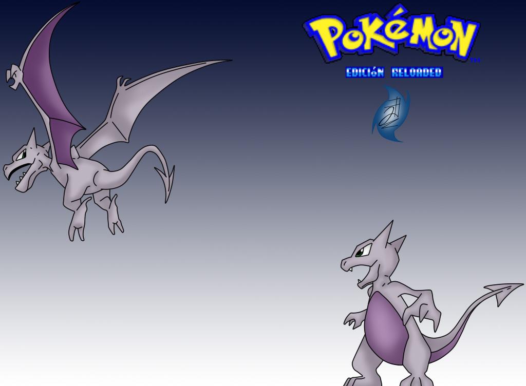 Pokemon reloaded terodactyl by jhony rex on deviantart for Gimnasio 8 pokemon reloaded