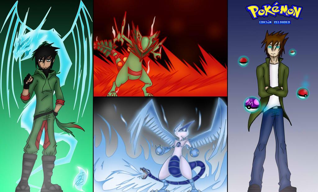 Pokemon reloaded jhony y ryu vs fer y mewthree by jhony for Gimnasio 8 pokemon reloaded