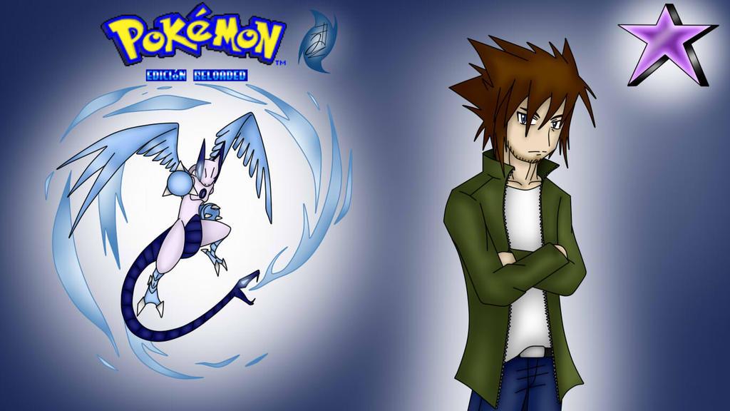 Pokemon reloaded fer by jhony rex on deviantart for Gimnasio 8 pokemon reloaded