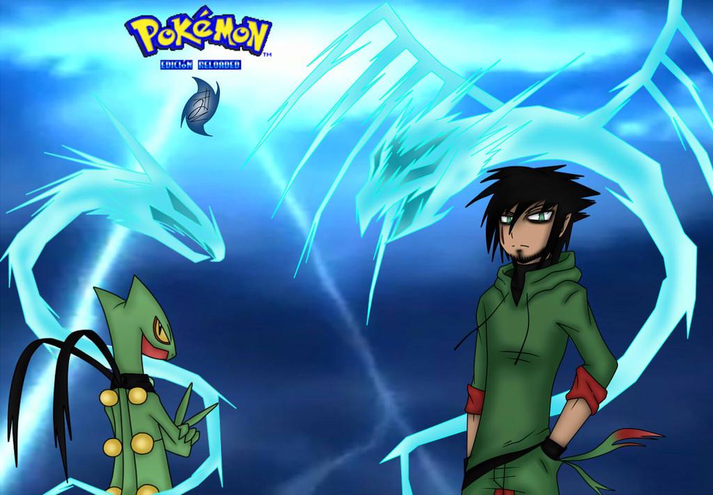 Pokemon reloaded jhony y ryu by jhony rex on deviantart for Gimnasio 8 pokemon reloaded