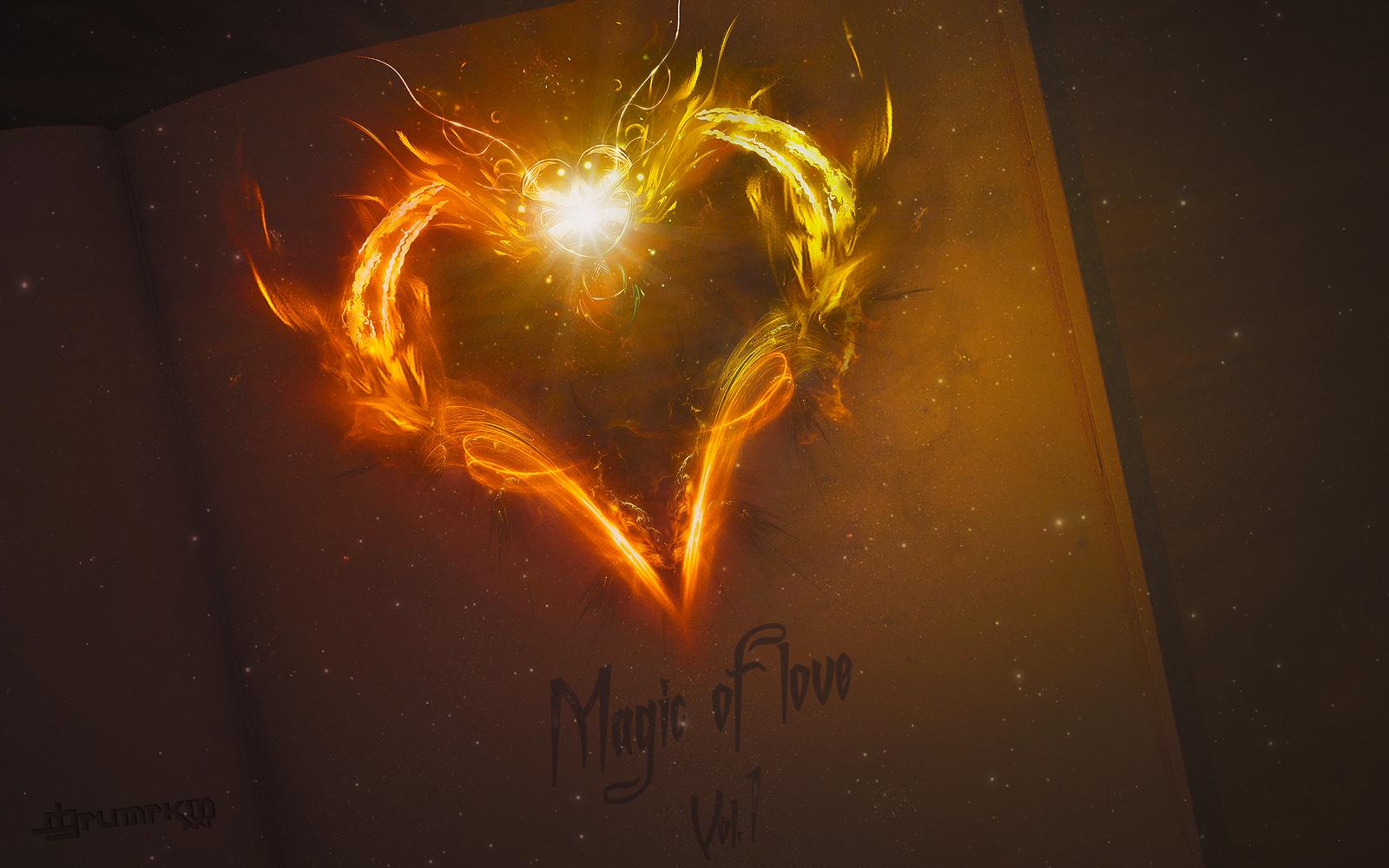 Love in magic