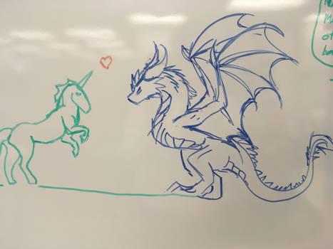 Whiteboard doodles pt 2