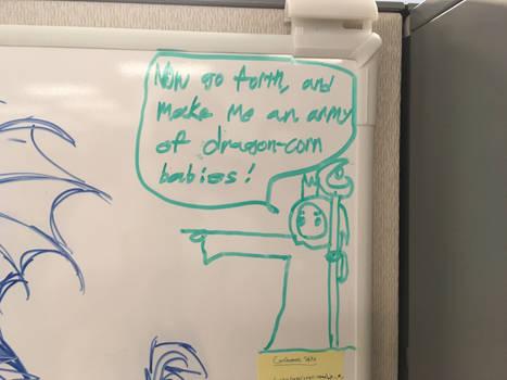 Whiteboard doodles pt 3