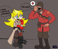 Soldier's Painis by pikmin789