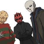 Freddy,Maul and Nomak