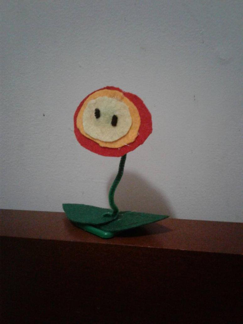 Fire Flower  by LuigiHorror64
