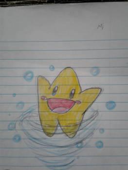 Starfy Sketch