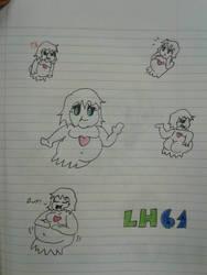 Rita drawings