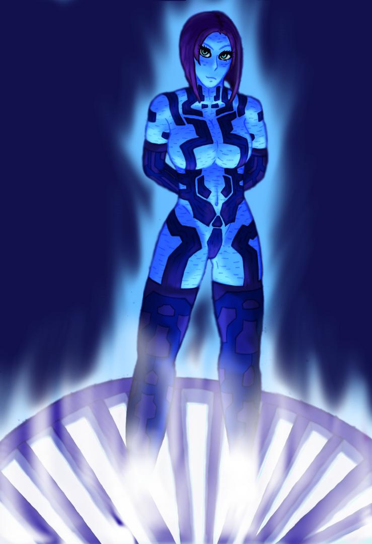 Cortana by stevoE26