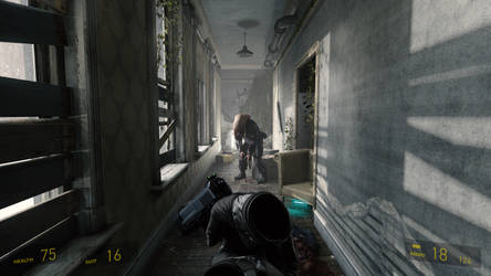 Half-Life 2: City 17 - Apartments Demo