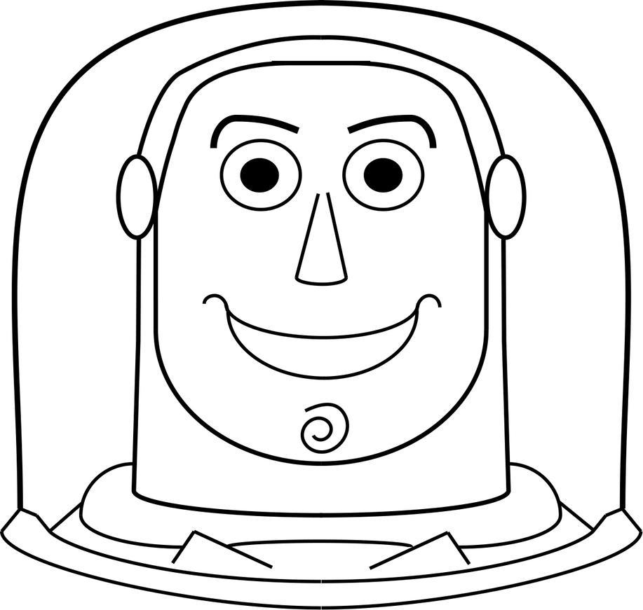 Buzz Lightyear by graysonwillisBuzz Lightyear Face Drawing