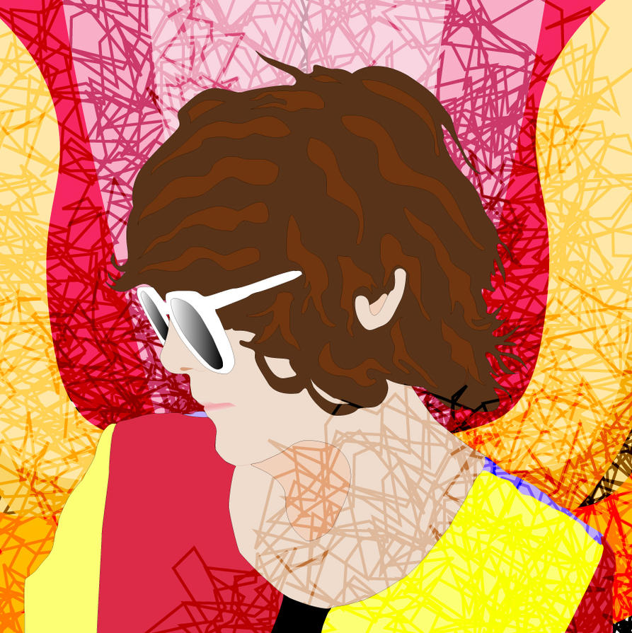 Andrew VanWyngarden from MGMT by DanceIntoDust