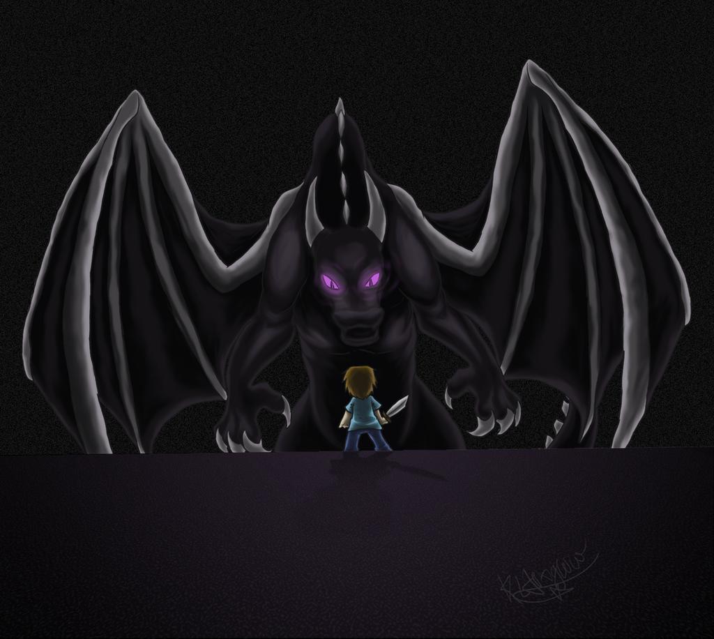 Minecraft Mutant Ender Dragon Minecraft Enderman | Apps ...