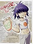 Noodle- Gorillaz