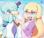 Pacifica Northwest and Squidward s2