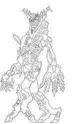 Clockwork Daemon by Rillid