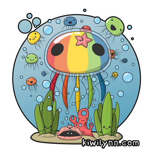 Jellyfish by CrappyMornings