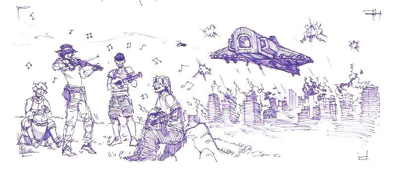 Happy Doomsday Everybody by ARCHVERMIN