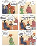 Comic Strip - Date