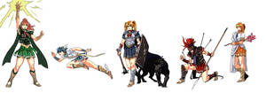 The Empire of Sailor Moon