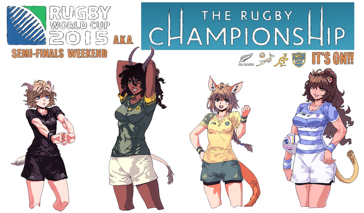 All Southern Hemisphere Semi-final! by archvermin