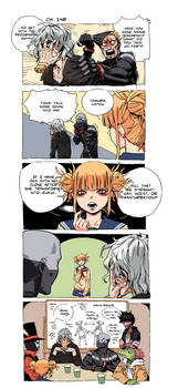 The Ponderings of Young Toga