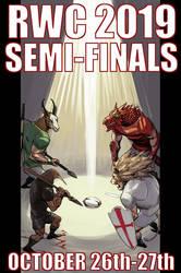 Rwc2019 Semi-finals Weekend