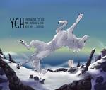 YCH | Back flip in Skyrim