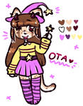 Kitty Witch OTA (closed) by chilladopts
