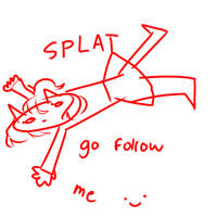 Splat Splat by chilladopts