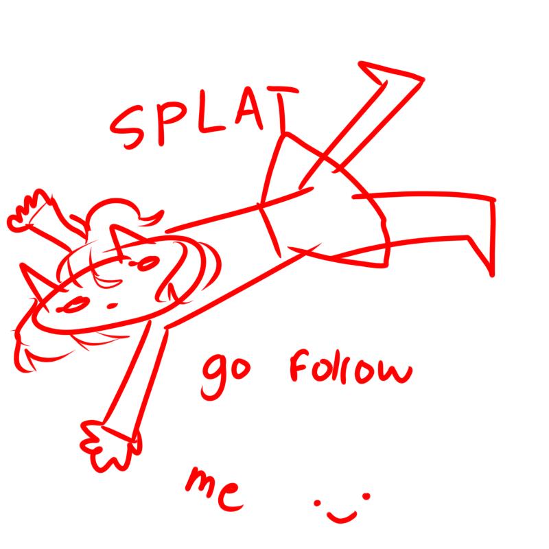Splat Splat by chilladopts
