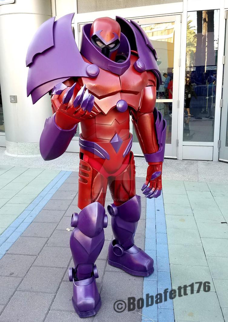 Magneto by Bobafett176