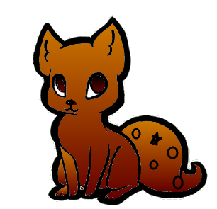 Rusty ( gift for kdapoetwarrior ) by Presumptuous-Cat