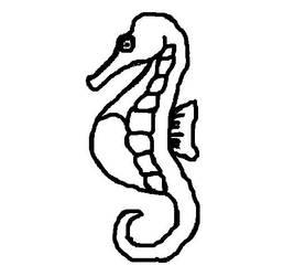 seahorse 1 by sarahlmreynolds