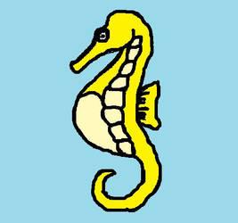 seahorse 2 by sarahlmreynolds