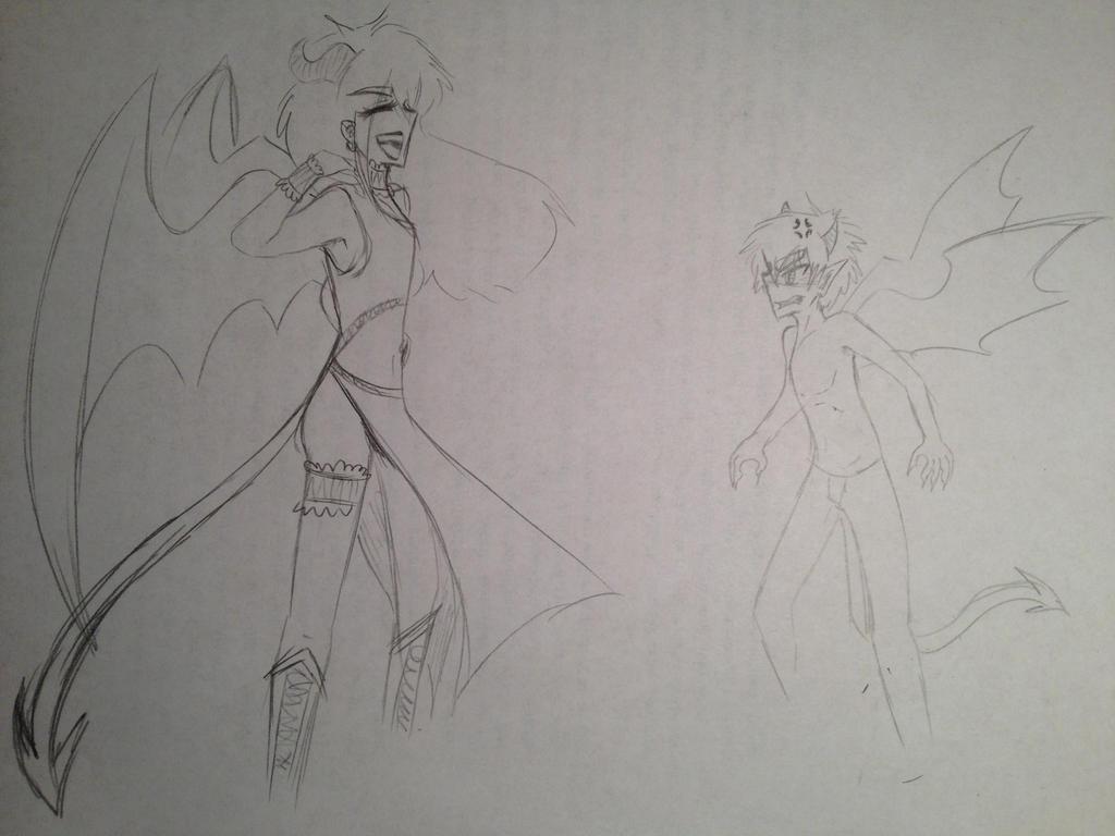 Taunting Villain By Tbwinger92 Deviantart – Dibujos Para Colorear