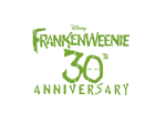 Frankenweenie 30th Anniversary logo