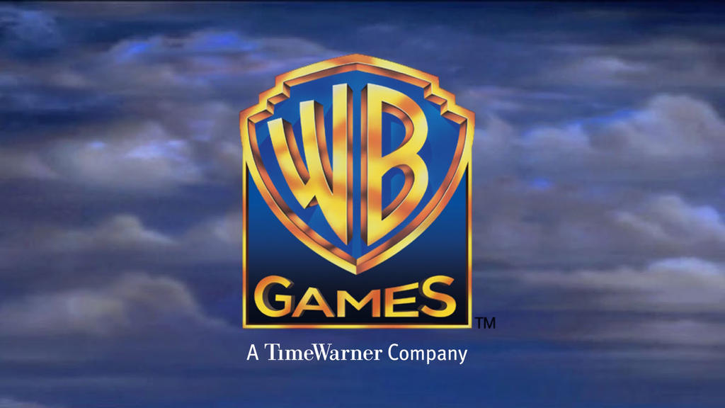 Custom WB Games logo