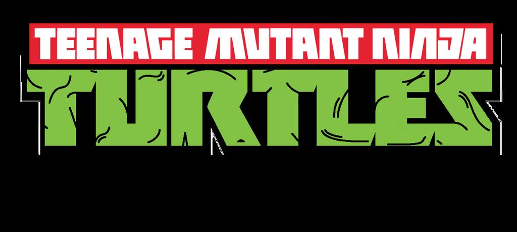 TMNT Retro logo (UPDATED) by edogg8181804